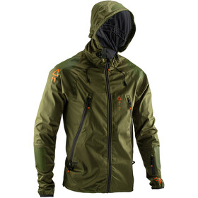 Leatt DBX 4.0 All Mountain Jacket Herre forest
